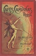 CAFES CAMPINAS BRESIL - Publicité