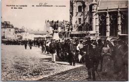 78 SAINT GERMAIN - Marche De L'armée 1904 - Le Contrôle - St. Germain En Laye