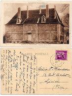 Chateau De FRAISANS - Façade Sur Le Parc - Cachet Mouchard A Besançon (112481) - France