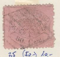 ETATS PONTIFICAUX. N° 25  80 CENT   /  7563 - Etats Pontificaux