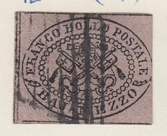 ETATS PONTIFICAUX. N° 1a BAJ MEZZO   /  7563 - Etats Pontificaux