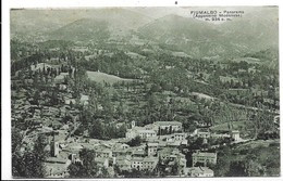Fiumalbo (Modena). Panorama. - Modena