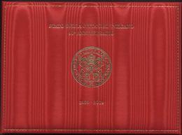2019 Vaticano, II° TIRATURA Folder 90° Anniversario Stato Della Città Del Vaticano - Vaticano