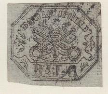 ETATS PONTIFICAUX. N° 8. BAJ 12 /  7563 - Stato Pontificio
