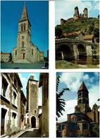 43 / HAUTE LOIRE /  Lot De 90 Cartes Postales Modernes écrites / Sans Le Puy - 5 - 99 Cartes