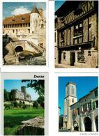 47 / LOT & GARONNE /  Lot De 90 Cartes Postales Modernes écrites - Cartes Postales