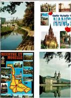 54 / MEURTHE & MOSELLE /  Lot De 90 Cartes Postales Modernes écrites - Cartes Postales