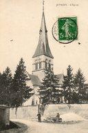 JUVIGNY, L'église - France