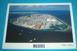 Maldive Cartolina Non Viaggiata - Maldives