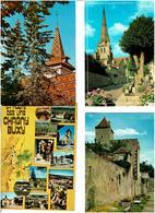 71 / SAÔNE & LOIRE /  Lot De 90 Cartes Postales Modernes écrites - Cartes Postales