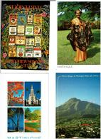 972 / MARTINIQUE /  Lot De 90 Cartes Postales Modernes écrites - Postkaarten