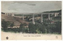 15 - Lacapelle-Viescamp - Viaduc De Ribérès - MTIL L'Auvergne Cantal 296 - France