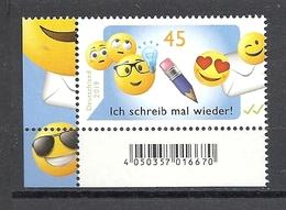 Deutschland / Germany / Allemagne 2019 3458 ** Ich Schreib Mal Wieder! (04.04.19) - BRD