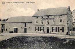 Belgique - Modave - Pont De Bonne-Modave - Hôtel Degard - Hôtel Du Pont De Bonne - Modave