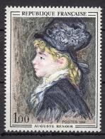 FRANCE 1968 - Y.T. N° 1570  - NEUF** - Unused Stamps