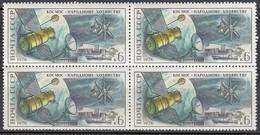 UdSSR 1976  - MiNr: 4461  4er  ** / MNH - Raumfahrt