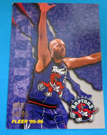 JOHN SALLEY   CARDS NBA FLEER 1996 N 336 - Altri