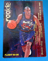 JIMMY KING   CARDS NBA FLEER 1996 N 365 - Trading Cards