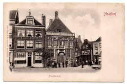 HAARLEM HOOFDWACHT - Haarlem