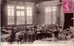 50 - BREHAL - Plage St Martin  - Une Des Salles De Restaurant De L'Hôtel De La Plage - Brehal