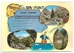 ANDORRE - Valls D'Andorra - La Massana. Multivues - Andorra
