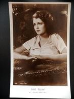 JANET GAYNOR - Actors