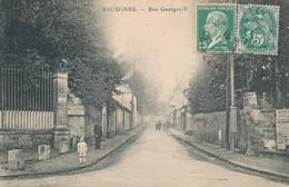 CPA - France - (95) Val D'Oise - Eaubonne - Rue Georges V - Eaubonne