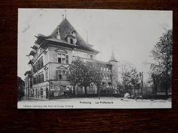 L17/238 Suisse. Fribourg. La Préfecture - FR Fribourg