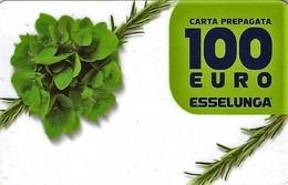 *ITALIA - ESSELUNGA - GIFT CARD (12/2020)* - Cartes Cadeaux