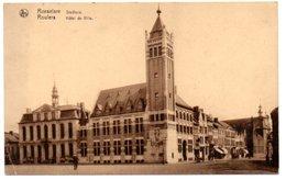ROULERS. HOTEL DE VILLE. - Roeselare