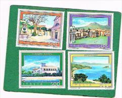 ITALIA REPUBBLICA - UNIF. 1887.1890 - 1989 TURISTICA  - NUOVI **(MINT) - 6. 1946-.. Repubblica