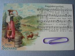 SUCHARD : Guggisbergerlied Avant 1906 - Publicité