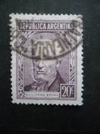 ARGENTINE N°570 Oblitéré - Gebraucht