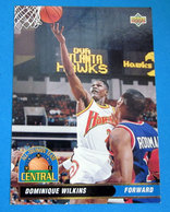 DOMINIQUE WILKINS  CARDS NBA FLEER 1993 N 41 - Altri