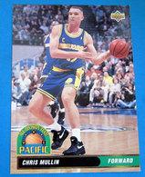 CHRIS MULLIN  CARDS NBA FLEER 1993 N 51 - Trading Cards