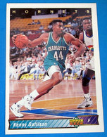KENNY GATTISON  CARDS NBA FLEER 1993 N 109 - Altri