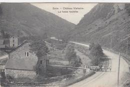 Salm - Château Vielsalm - La Fosse Roulette - Vielsalm