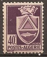 COLONIES FRANCAISES ALGERIE N°175 (NSG)  SUPERBE A VOIR.... - Algeria (1924-1962)