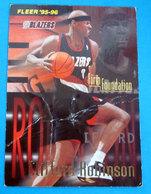 CLIFFORD ROBINSON  CARDS NBA FLEER 1996 N 412 - Trading Cards