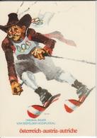 ÖSTERREICH - AUSTRIA - AUTRICHE  Werbung - Bauer Vom Seefelder Hochplateau, Nice Stamp, Sondermarke - Werbepostkarten