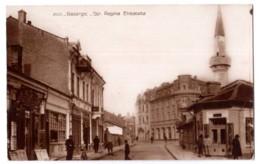Bazargic - Dobrici - Str. Regina Elisabeta - édit. Agentia Romania Hachette 2103 + Verso - Bulgarien
