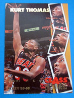 KURT THOMAS  CARDS NBA FLEER 1996 N 465 - Trading Cards