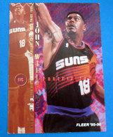 JOHN WILLIAMS  CARDS NBA FLEER 1996 N 315 - Trading Cards