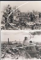 8 Ende 1942 Erste Kämpfen Für Stalingrad. Wehrmacht. Heer. Repros - 1939-45
