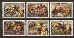 Guinée-Bissau 1976 - Bicentenaire Des USA - Série Complète ° -  11/14 Et Pa 1/2 - Guinée-Bissau