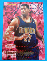 ELMORE SPENCER  CARDS NBA FLEER 1996 N 286 - Trading Cards