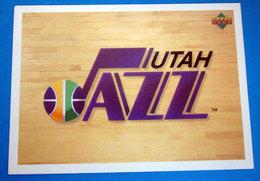 JAZZ  CARDS NBA FLEER 1992 N 156 - Altri