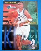 JASON KIDD NBA FLEER 1996 N 396 - Trading Cards