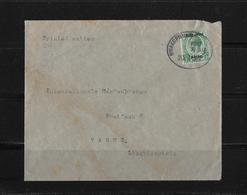 1928 SÜDWESTAFRIKA → Brief Swakopmund  Nach Vaduz Liechtenstein - Afrique Du Sud-Ouest (1923-1990)