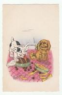 GERMAINE BOURET - CPA 1930s - CHIENS - Bouret, Germaine